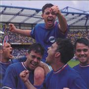 Robbie Williams Sing When Your Winning tour programme UNITED KINGDOM