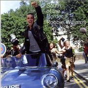Robbie Williams South Of The Border CD single NETHERLANDS