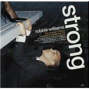 Robbie Williams Strong display UNITED KINGDOM