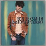 Ron Sexsmith Long Player Late Bloomer 2-disc CD/DVD set CANADA