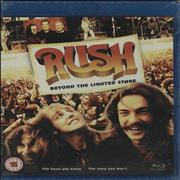 Rush Beyond The Lighted Stage Blu Ray UNITED KINGDOM