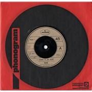 Rush Closer To The Heart - Cream Label 7