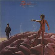 Rush Hemispheres - Red Vinyl + Poster vinyl LP CANADA