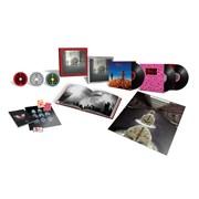 Rush Hemispheres 40th Anniversary vinyl box set USA