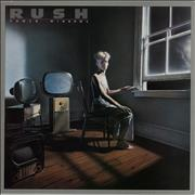 Rush Power Windows vinyl LP UNITED KINGDOM