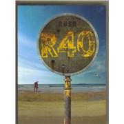 Rush R40 Blu Ray UNITED KINGDOM