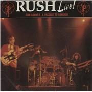 Rush Tom Sawyer + Sleeve 7
