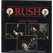 Rush Vital Signs - VG 12