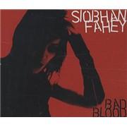 Siobhan Fahey Bad Blood CD single UNITED KINGDOM