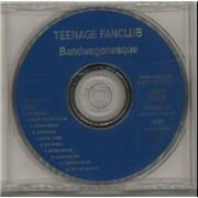 Teenage Fanclub Bandwagonesque CD album UNITED KINGDOM