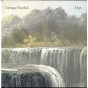 Teenage Fanclub Here - Sealed vinyl LP UNITED KINGDOM