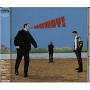 Teenage Fanclub Howdy CD album JAPAN