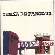 Teenage Fanclub Man-Made - 180gm Vinyl + Bonus 7