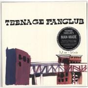 Teenage Fanclub Man-Made - 180gm Vinyl + Shrink vinyl LP USA
