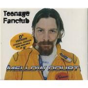 Teenage Fanclub Mellow Doubt 2-CD single set UNITED KINGDOM