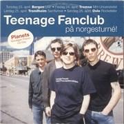 Teenage Fanclub Planets CD single NORWAY