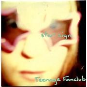 Teenage Fanclub Star Sign CD single UNITED KINGDOM