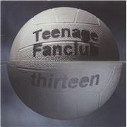 Teenage Fanclub Thirteen - White Vinyl vinyl LP USA