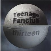 Teenage Fanclub Thirteen vinyl LP FRANCE