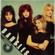 The Bangles Amiga Quartett EP 7