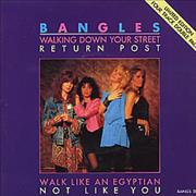 The Bangles Walking Down Your Street - Double Pack 7