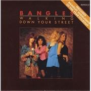 The Bangles Walking Down Your Street - Gatefold 7