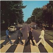 The Beatles Abbey Road - 1976 Issue vinyl LP GREECE