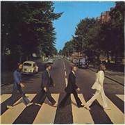 The Beatles Abbey Road - 1st - EX vinyl LP UNITED KINGDOM