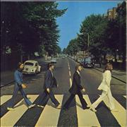 The Beatles Abbey Road - 1st - M/A - EX vinyl LP UNITED KINGDOM