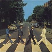 The Beatles Abbey Road - 1st - M/A - VG vinyl LP UNITED KINGDOM