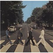 The Beatles Abbey Road - 1st - VG vinyl LP UNITED KINGDOM