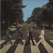 The Beatles Abbey Road - 1st vinyl LP UNITED KINGDOM