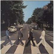 The Beatles Abbey Road - Green Vinyl vinyl LP UNITED KINGDOM