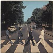 The Beatles Abbey Road - Path� - EX vinyl LP UNITED KINGDOM