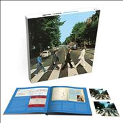 The Beatles Abbey Road: Super Deluxe Edition - Sealed cd album box set UNITED KINGDOM