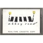 The Beatles Abbey Road cassette album UNITED KINGDOM