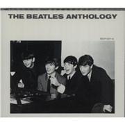 The Beatles Anthology 2-CD album set JAPAN