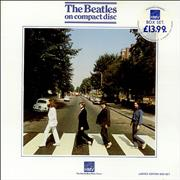 The Beatles HMV Boxed Sets - Complete Set with HMV price stickers cd album box set UNITED KINGDOM