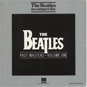 The Beatles HMV Boxed Sets - Set of 9 cd album box set UNITED KINGDOM