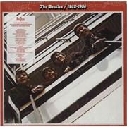 The Beatles The Beatles / 1962-1966 - 180grm - Sealed 2-LP vinyl set UNITED KINGDOM