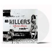 The Killers Sam's Town - White Vinyl - Sealed vinyl LP UNITED KINGDOM