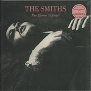 The Smiths The Queen Is Dead - 180gm - Sealed vinyl LP UNITED KINGDOM