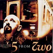 Two (Rob Halford) Five From Two CD single UNITED KINGDOM