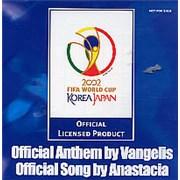 Vangelis 2002 FIFA World Cup Official Anthem CD single JAPAN
