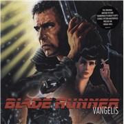 Vangelis Blade Runner - 180gm - Sealed vinyl LP UNITED KINGDOM