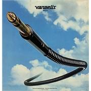 Vangelis Spiral vinyl LP UNITED KINGDOM