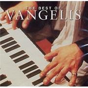 Vangelis The Best Of CD album UNITED KINGDOM