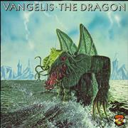 Vangelis The Dragon vinyl LP UNITED KINGDOM