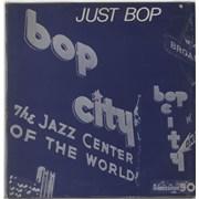Various-Jazz Just Bop vinyl LP ITALY
