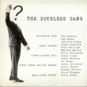 Various-Jazz The Dukeless Gang vinyl LP ITALY
